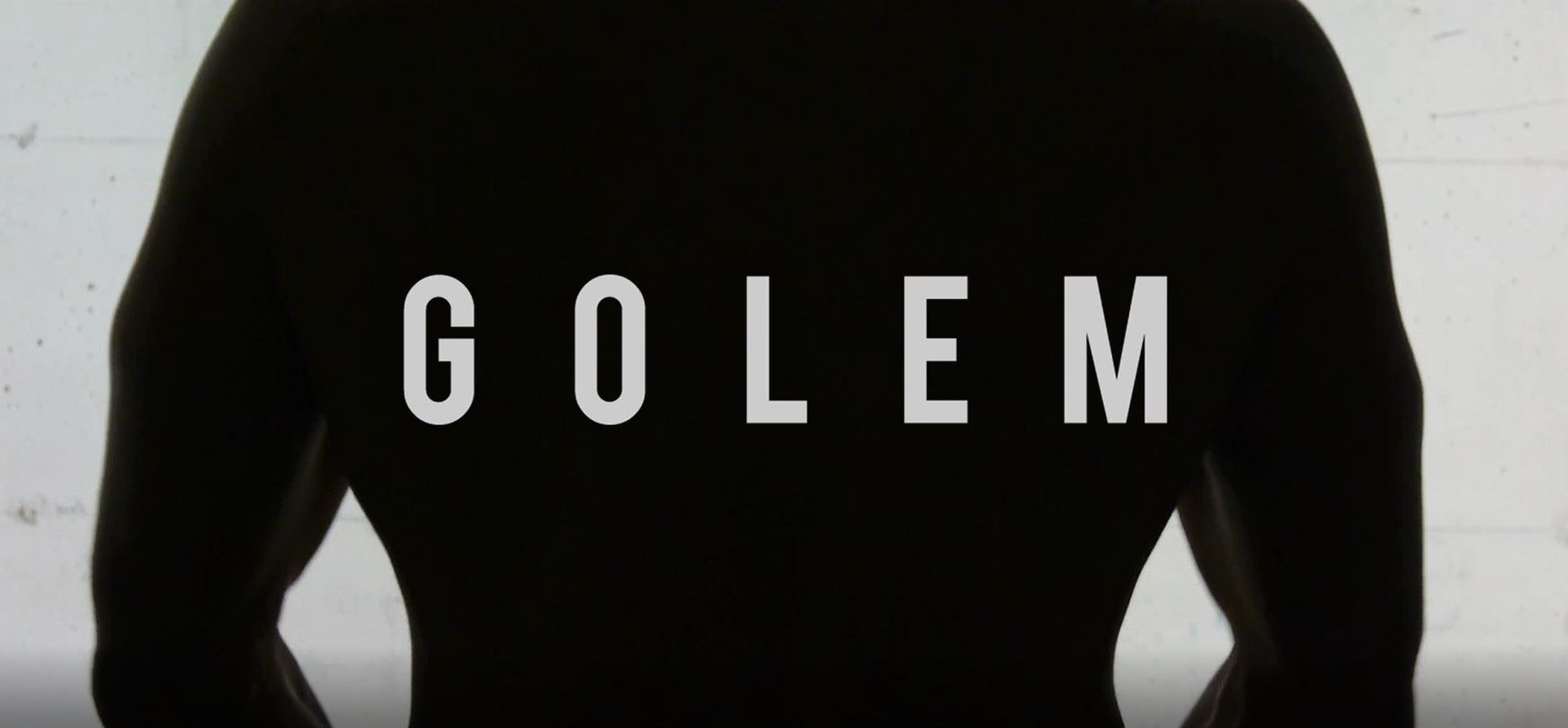 Documentary video of the Golem sculpture